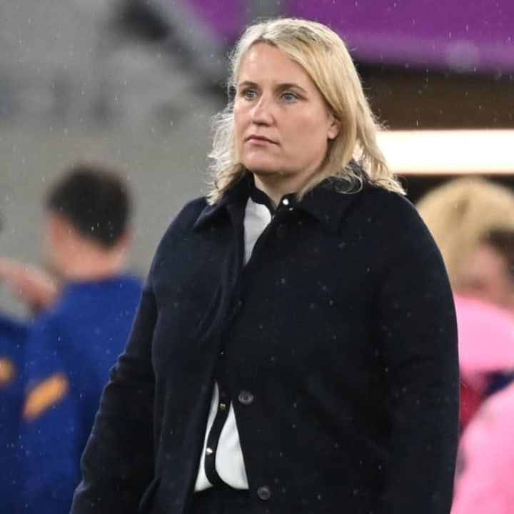 Emma Hayes has been building towards Champions League glory for nine years already