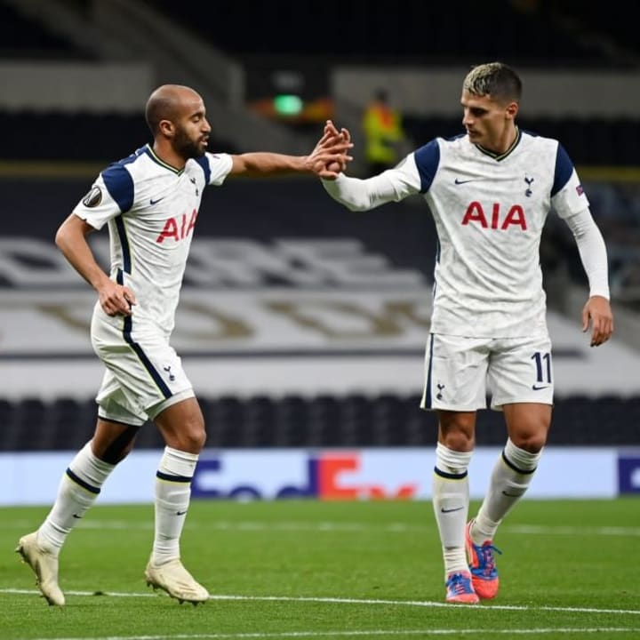 Both Moura and Lamela look to be on their way out of Spurs