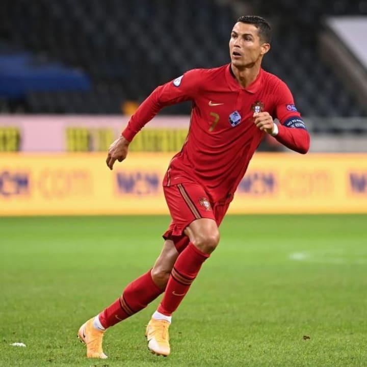 Ronaldo has scored more goals than any European