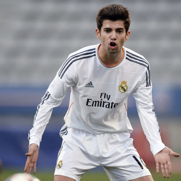 Former Real Madrid man Enzo Zidane is currently without a club