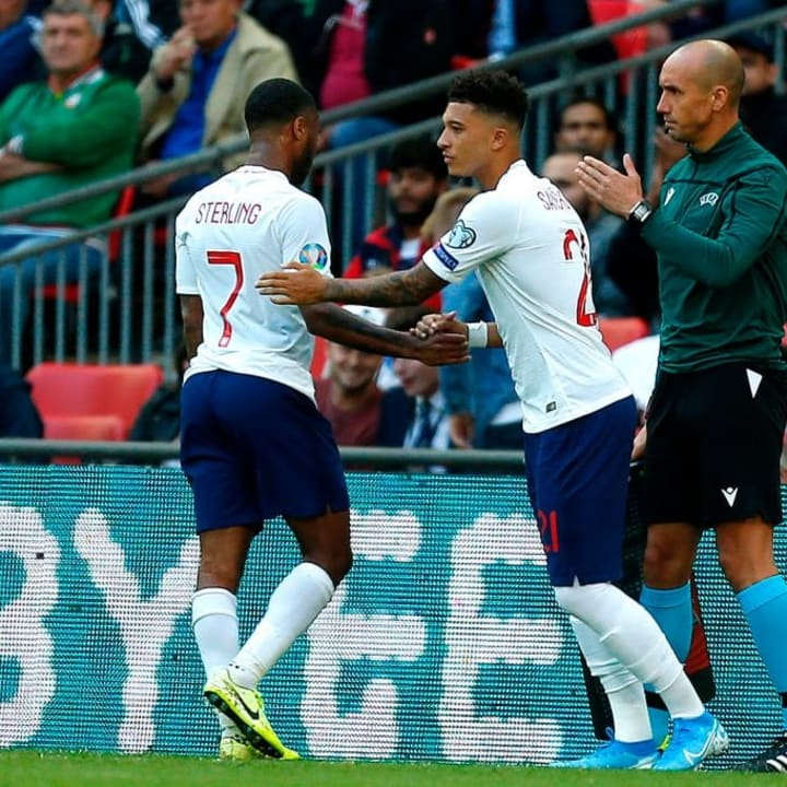 England's real firepower is out wide