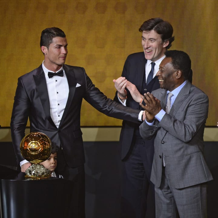 Pele, Cristiano Ronaldo