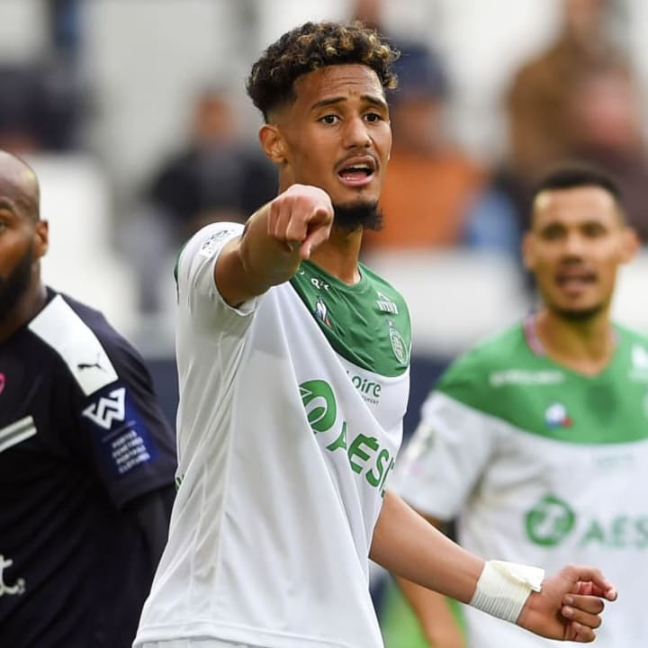 Saliba is heading back to France