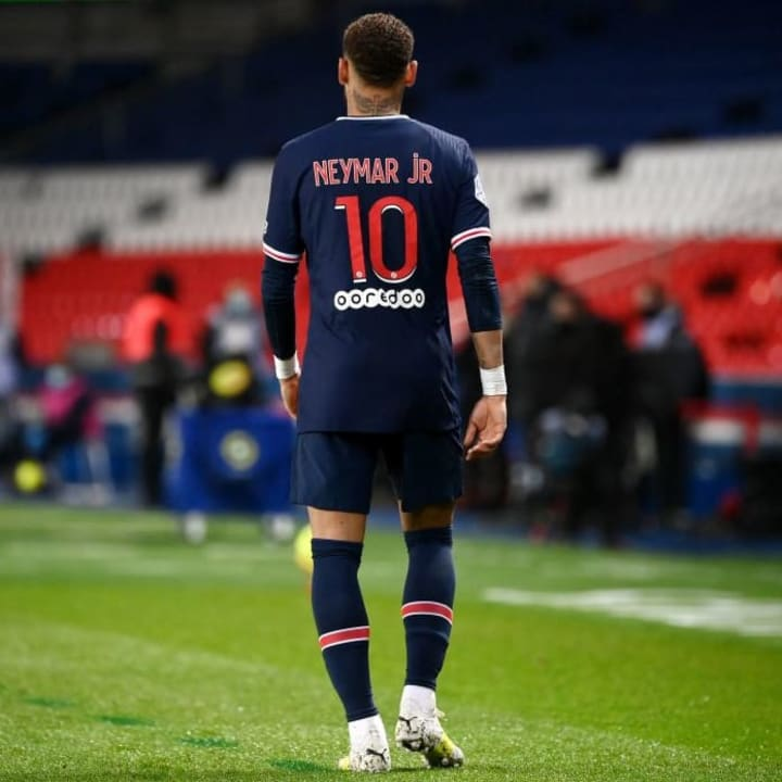 Neymar has arguably underachieved but is unplayable at his best