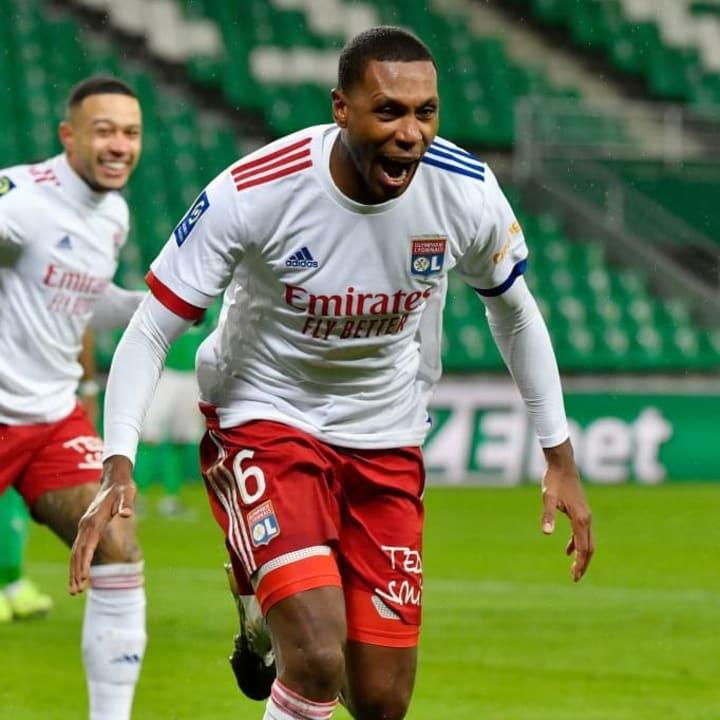Lyon struggled in Ligue 1