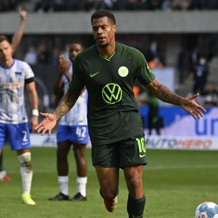 Lukas Nmecha has left Man City to make it at Wolfsburg