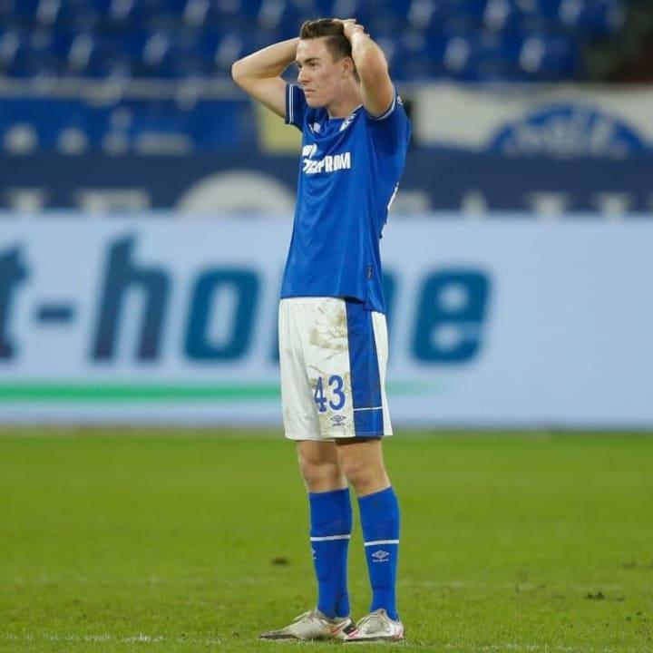 Schalke are on the decline