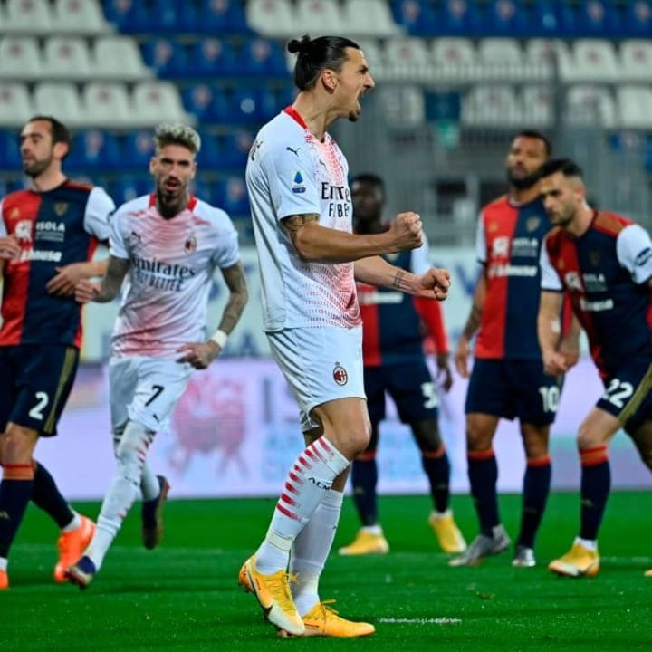 The goals are flooding in for Ibrahimovic