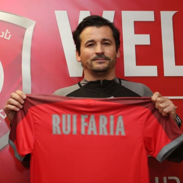Rui Faria