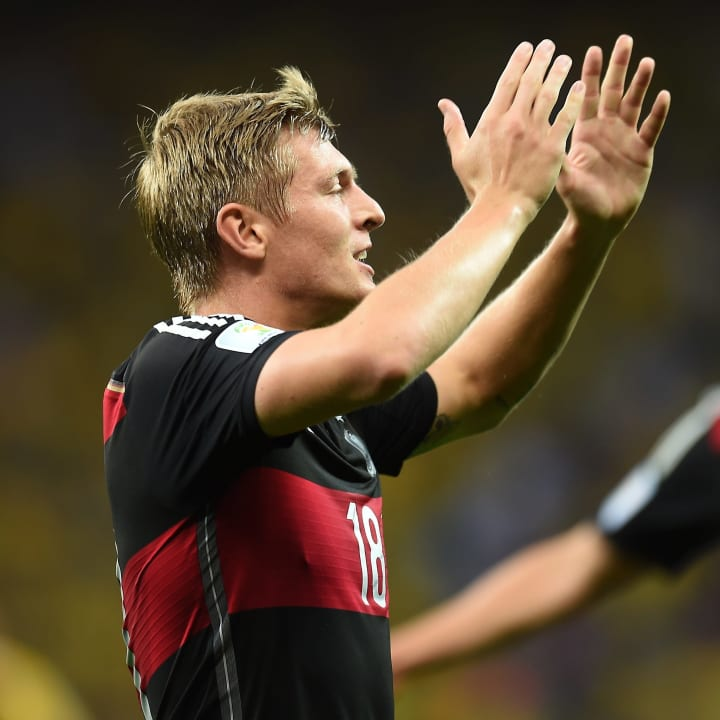 Von Rostock in die große Fußballwelt: Toni Kroos
