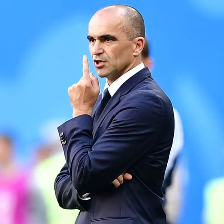 Roberto Martinez has kept Belgium near the top of the FIFA rankings