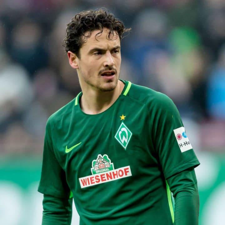 Thomas Delaney bei Werder Bremen