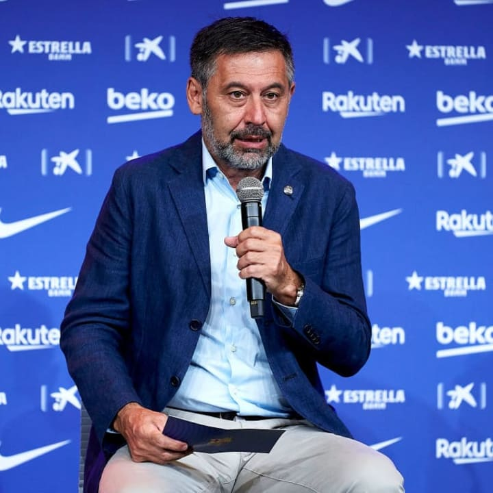 Bartomeu rejected claims of a smear campaign