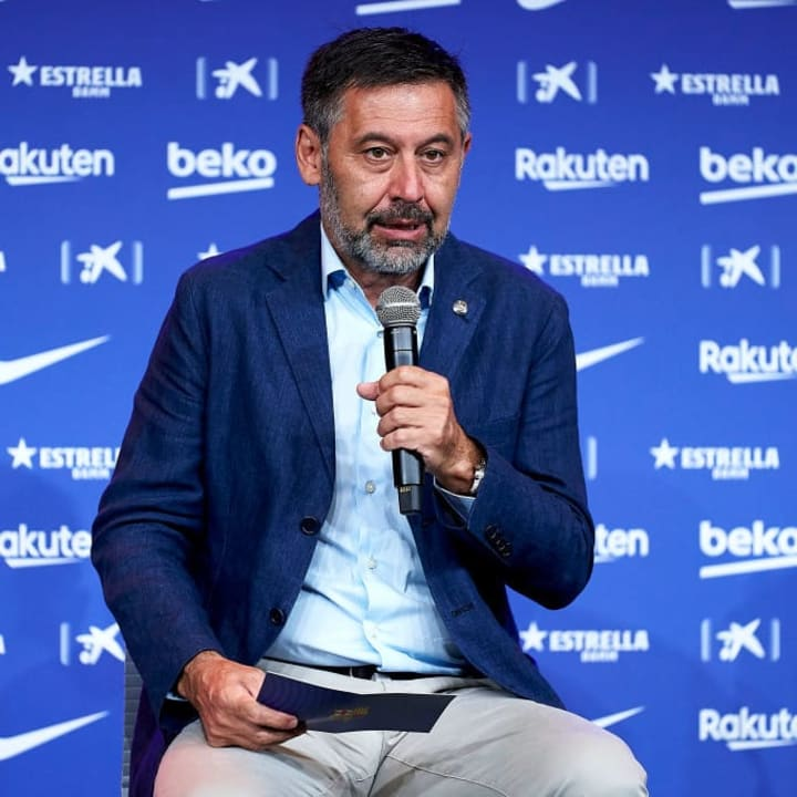 FC Barcelona Perkenalkan Pemain Baru Pedro Gonzalez Lopez - 'Pedri'