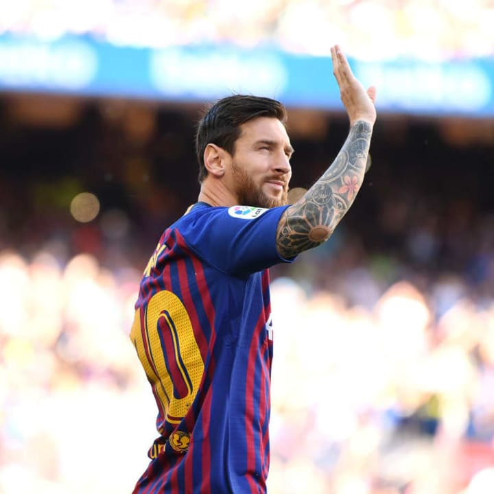 Lionel Messi told Barcelona he wanted to leave last summer