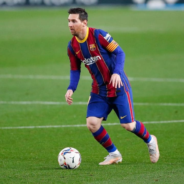 Lionel Messi will be vital in Barcelona's end of season run-in