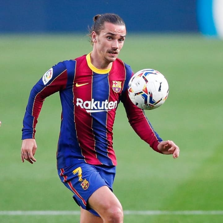 Antoine Griezmann could have a big say on Sunday