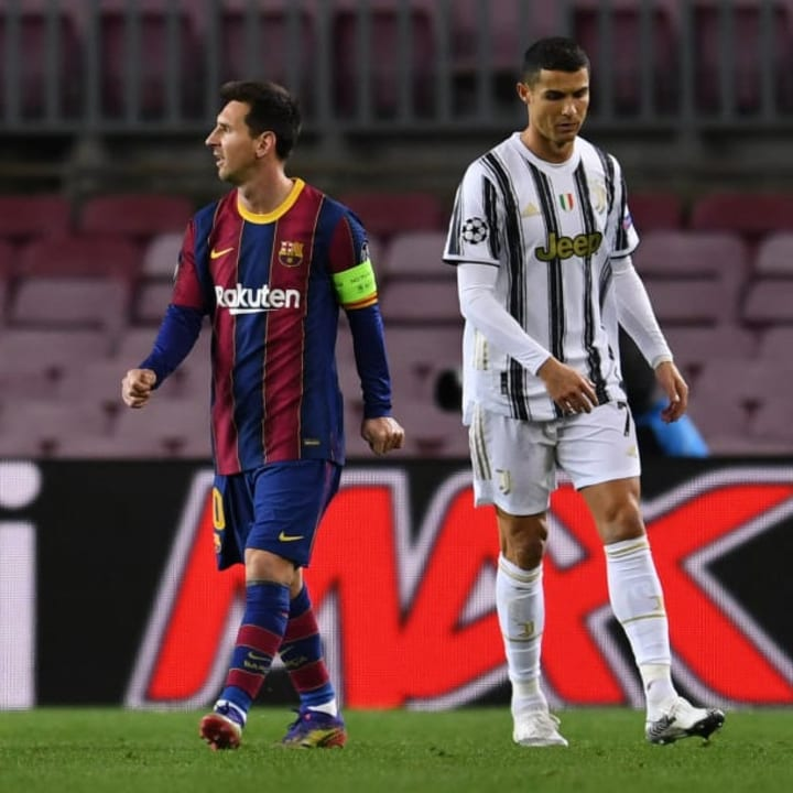 Messi & Ronaldo have been linked with twilight moves to Inter Miami