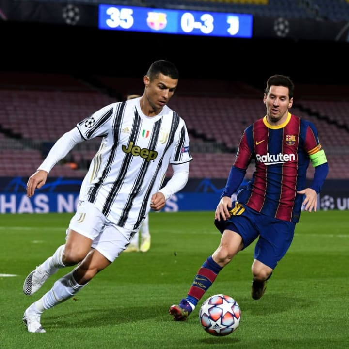 Ronaldo vs Messi is no longer the big debate in world football