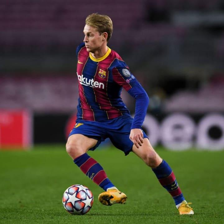 Frenkie de Jong könnte Barca notgedrungen im Sommer verlassen