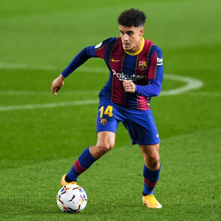 Coutinho is now back at Barcelona