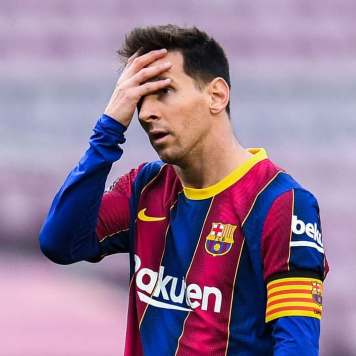 Lionel Messi's contract negotiations could be about to hit a stumbling block