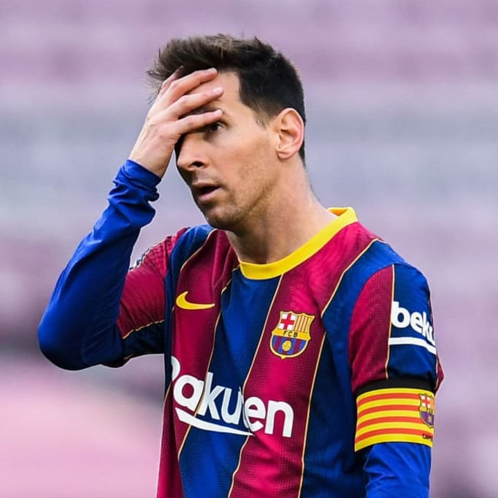 Lionel Messi has played his final game for Barcelona