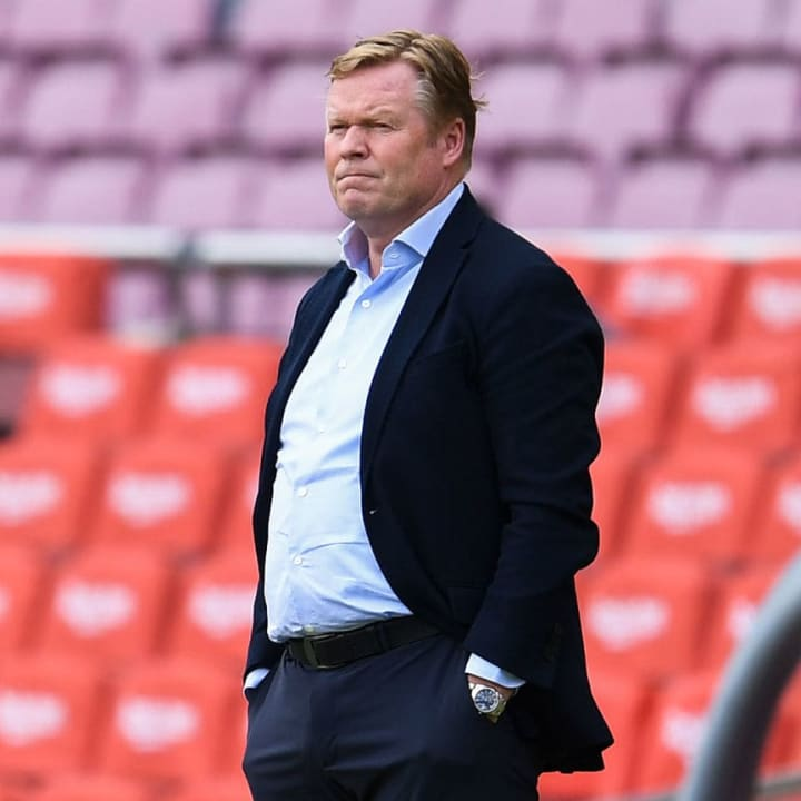 Ronald Koeman has turned down two new arrivals