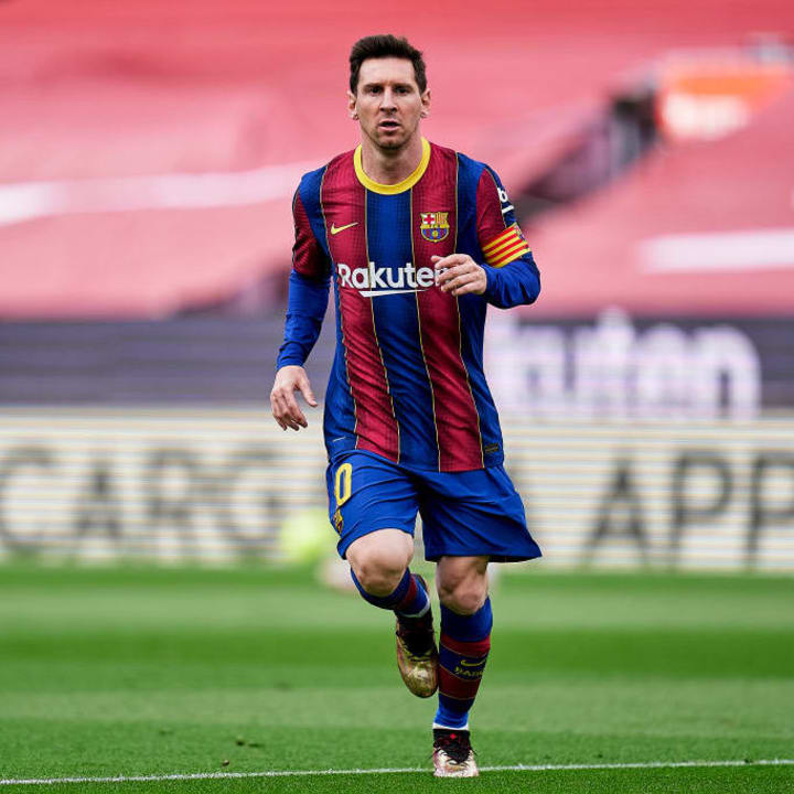 Lionel Messi will sign a new deal at Barcelona soon