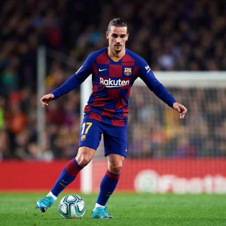Whisper It Quietly But Is Antoine Griezmann Actually Good For Barcelona