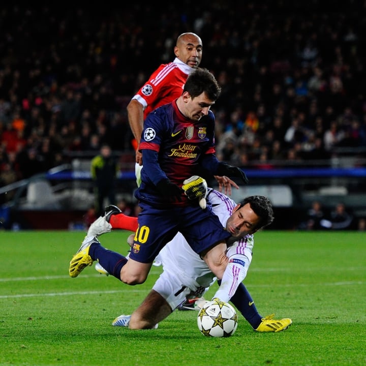 Lionel Messi, Artur