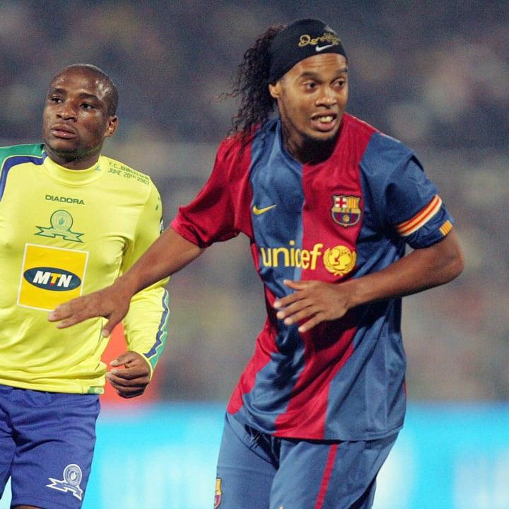 Ronaldinho, Surprise Moriri