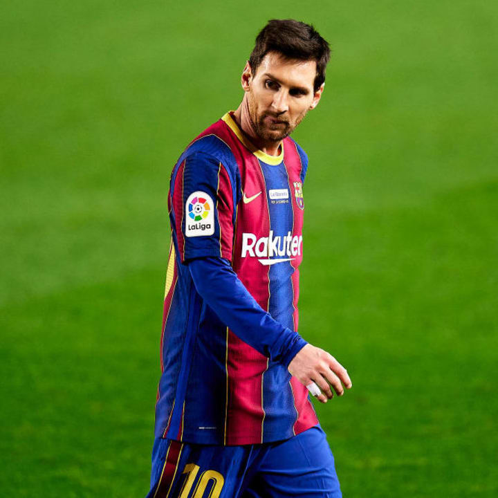 Messi is yet to decide his Barcelona future