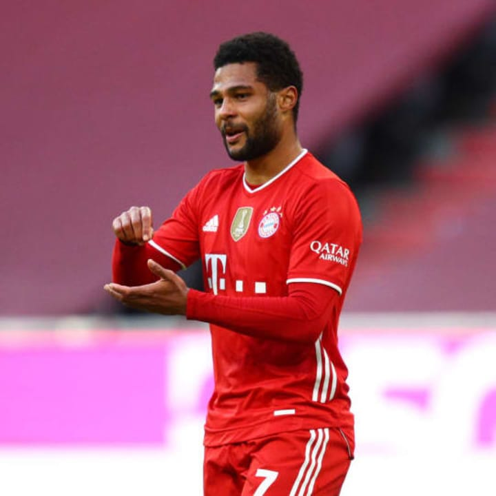 Serge Gnabry will no doubt be key for Julian Nagelsmann