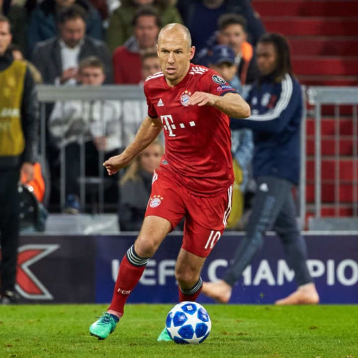 Chukwueze has modelled himself on Arjen Robben