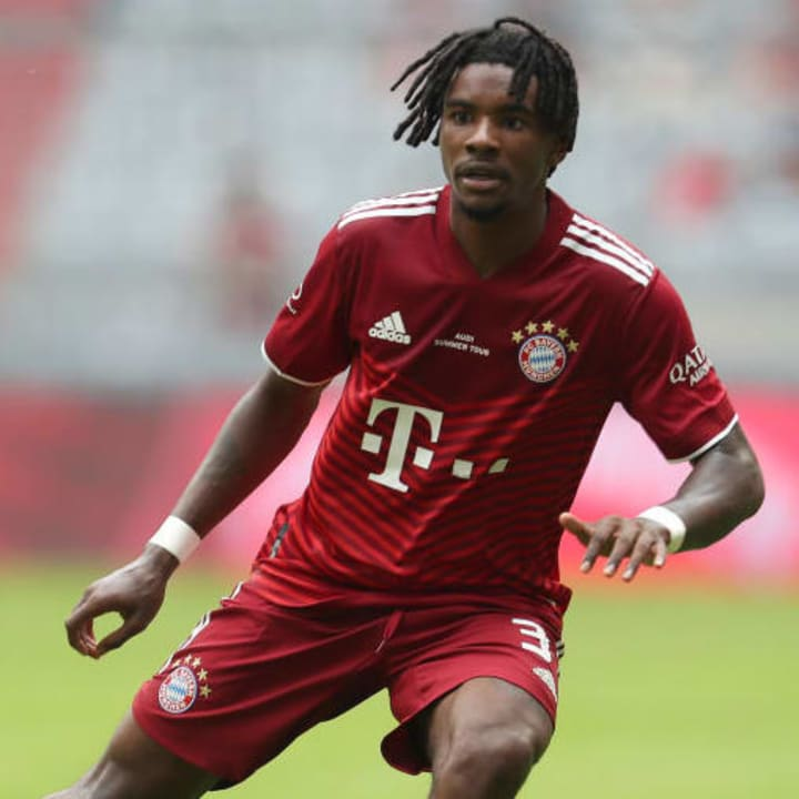 Omar Richards has jumped from Reading to Bayern Munich