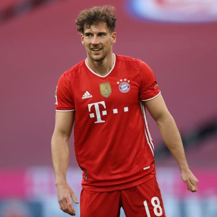 Leon Goretzka has become a huge player for Bayern