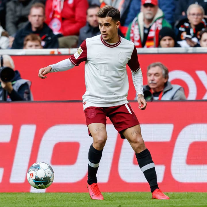 Coutinho has been tipped to join Arsenal
