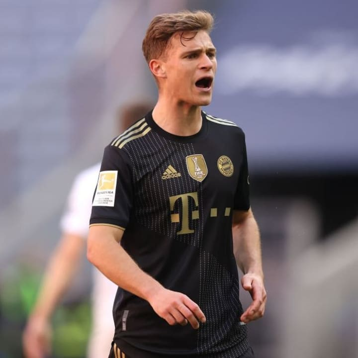 There aren't many ore talented players than Joshua Kimmich in the Bundesliga