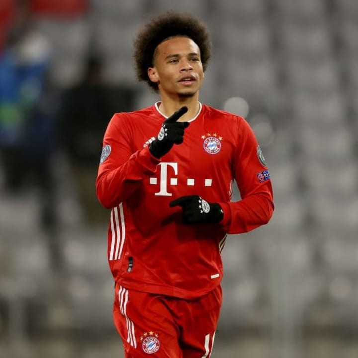 Sane is looking to conquer Germany after doing it in England