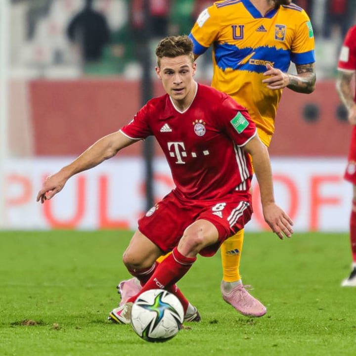 Kimmich was excellent at the Club World Cup