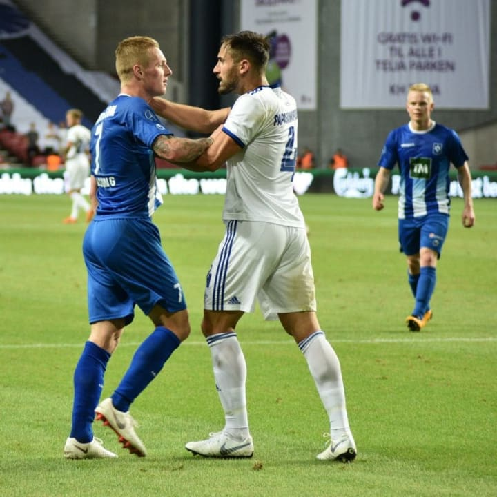 FC Copenhagen vs Stjarnan : UEFA Europa League Qualifying Rounds