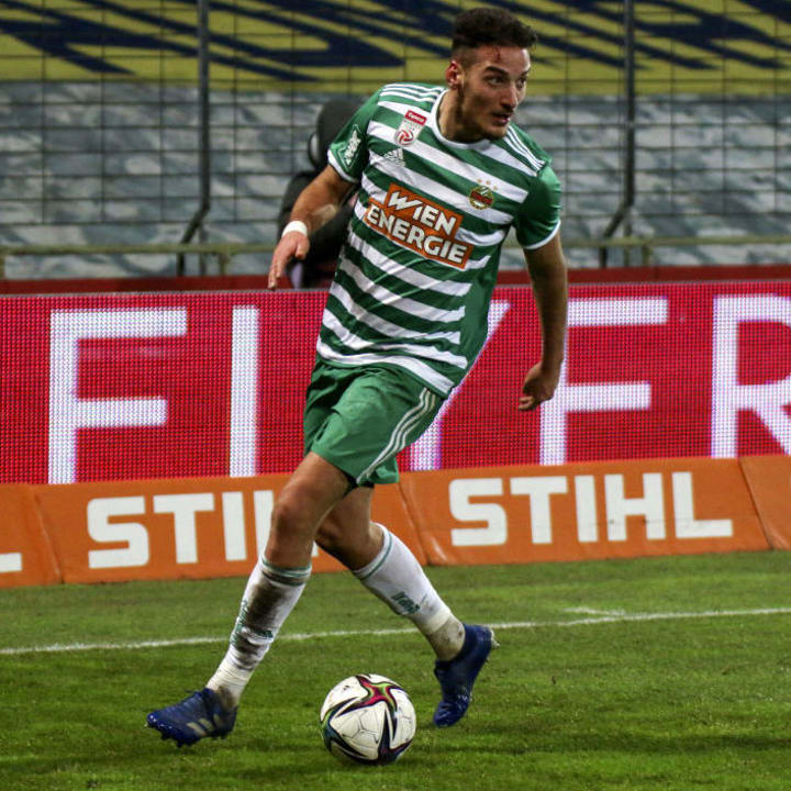 FC Flyeralarm Admira v SK Rapid Wien - tipico Bundesliga