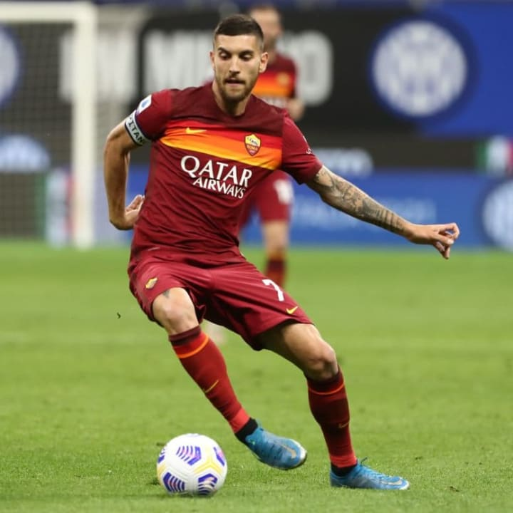 Lorenzo Pellegrini is being pursued by a number of clubs
