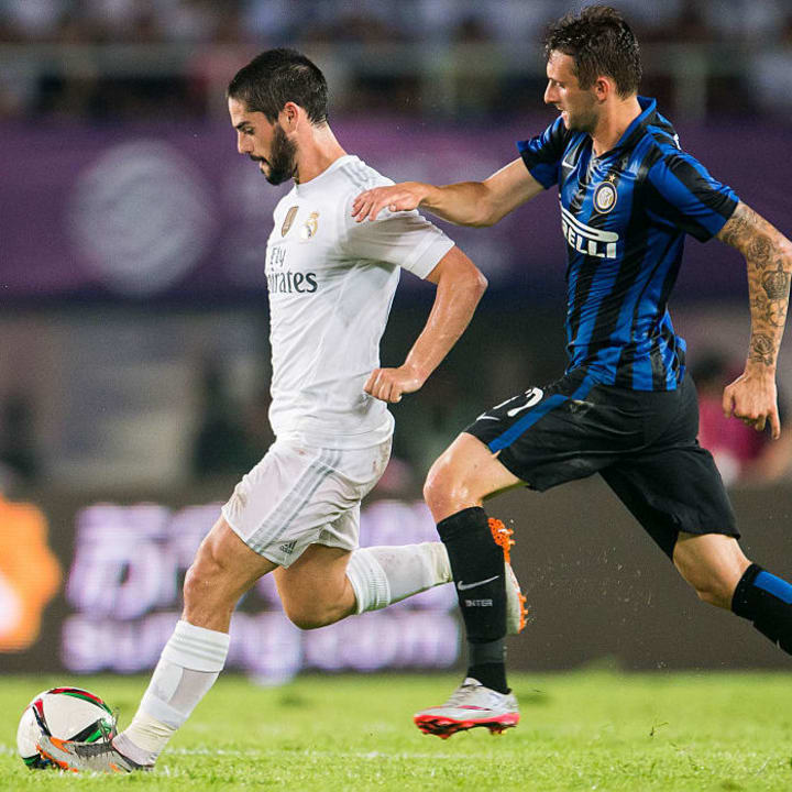 Isco could go to the San Siro