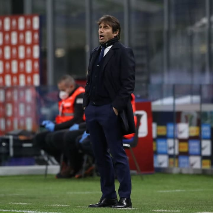 Antonio Conte wants more firepower