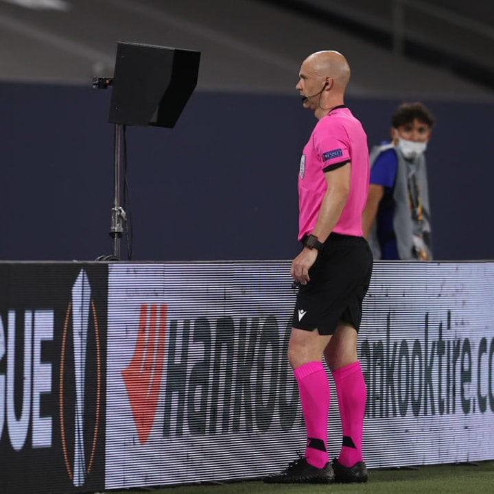 VAR now plays a prominent role in UEFA refereeing