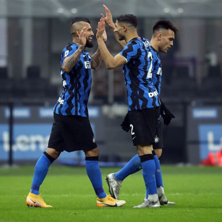 Inter hope to boost their growth next year