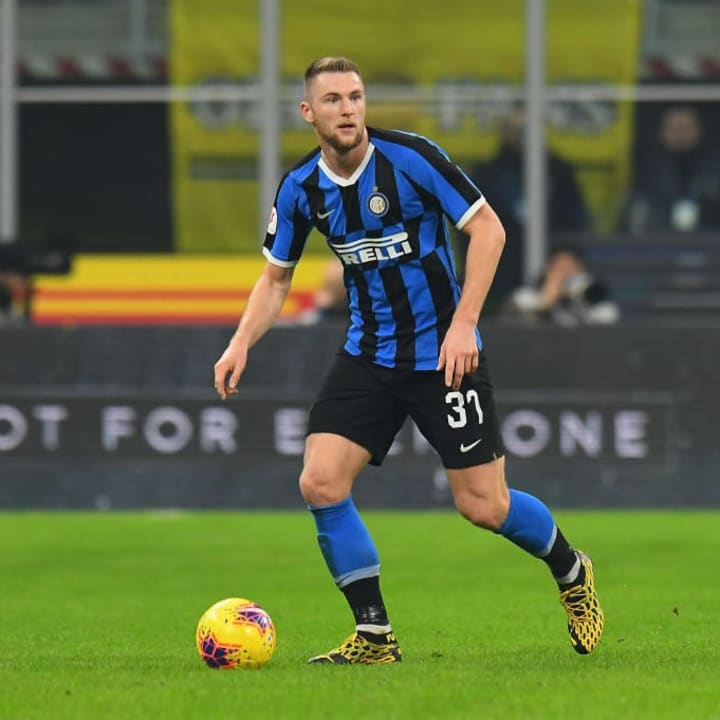 Spurs are focused on Skriniar