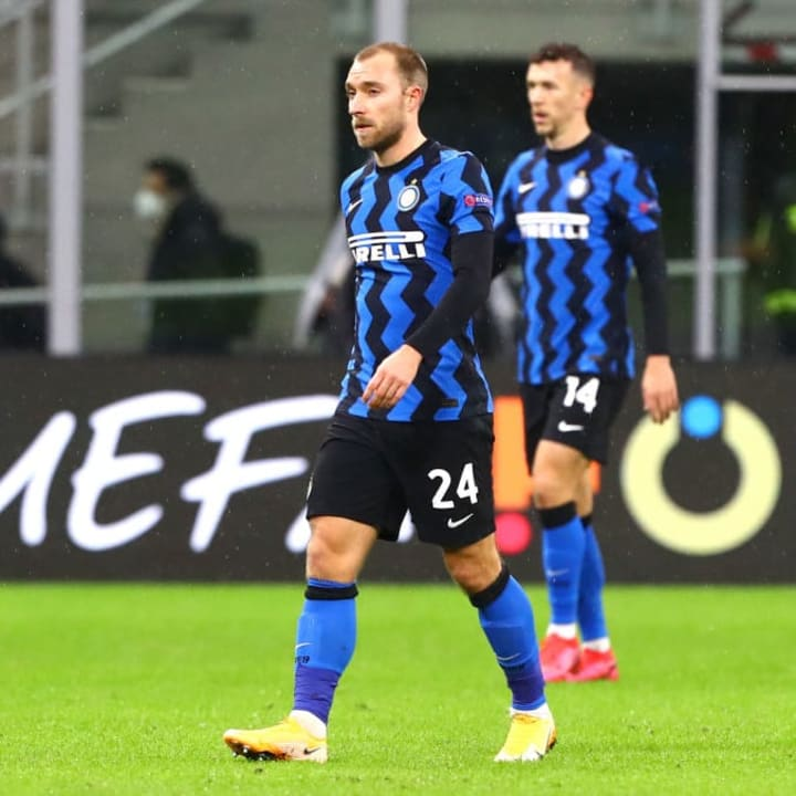 Eriksen is free to leave Inter